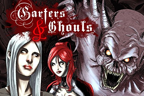 Fantasy-garter (Garters & Ghouls #1 (English Edition))