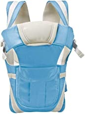 Creation by Jp & Bros. 4-in-1 Baby Carrier - Sky Blue (28.9X17.3X8.6Cm)