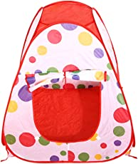 Zibuyu Baby Boy's and Baby Girl's Portable Ocean Play Tent (Large)