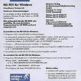 Produkt-Bild: Microsoft- Tex. CD- ROM für Windows