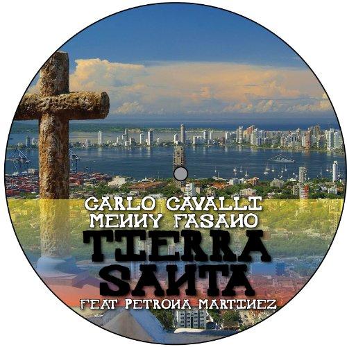 Tierra Santa (Feat. Petrona Martinez)
