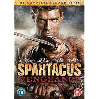 Spartacus - Vengeance [DVD]