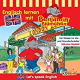 Kapitel 2: Let's go to England together! - Lass uns zusammen nach England fahren!