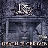Songtexte von Royce da 5′9″ - Death Is Certain