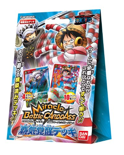 "Miracle Battle Carddas One Piece pre-built deck ""vomit awakening deck"" [OPS06] (japan import)"