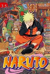 Naruto nº 35/72 par Masashi Kishimoto