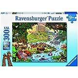 Ravensburger - Puzzles 300 piezas, diseño Los animales del arca de Noe (13185 3)
