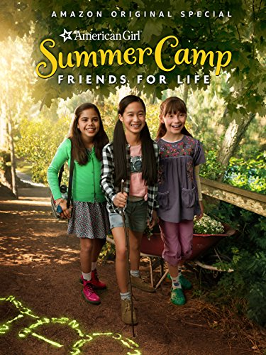 An American Girl Story: Summer Camp, Friends For Life [Ultra HD]