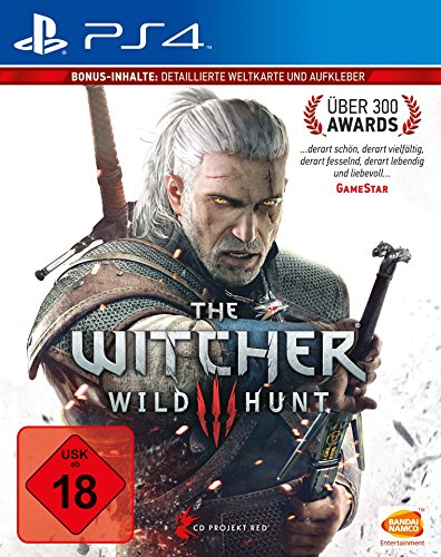 The Witcher 3: Wild Hunt - PlayStation 4 [Edizione: Germania]