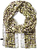 #6: Style Quotient by noi Women's Synthetic Scarf (SS18SQPOLYSCARVES201-M_Multi_One Size)