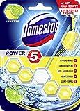 Domestos WC-Stein Power 5 Limette, 55 g, 9er Pack (9 x 55 g)
