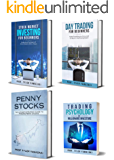 Stock Trading Strategy: 3-Book Bundle – Stock Market Investing for Beginners + Day Trading for Beginners + Penny Stocks + BONUS Content: Trading Psychology of Millionaire Investors (English Edition)
