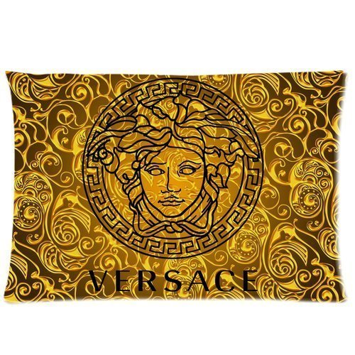Custom-Versace-Decorative-Cotton-Zippered-Pillow-Cases-20x30-Twin-sides