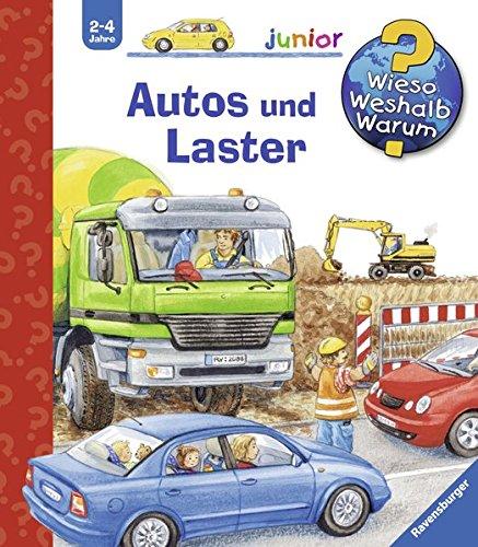 Buch-lkw (Autos und Laster (Wieso? Weshalb? Warum? junior, Band 11))