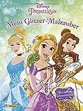 Disney Prinzessin: Mein Glitzer-Malzauber