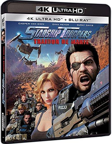 Starship Troopers Traidor De Marte (4K UHD + BD) [Blu-ray]