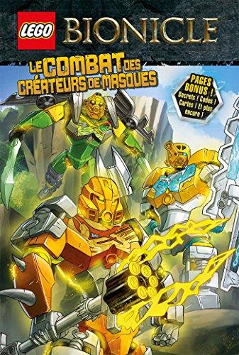 LEGO Bionicle : Le combat des créateurs de masques