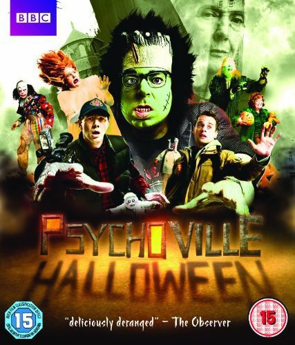 Psychoville - Halloween Special [Blu-ray] [UK Import]