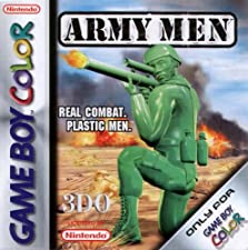 Army men real combat plastic men - Game Boy Color - PAL