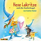 Hexe Lakritze und die Zauberkugel. CD - Eveline Hasler