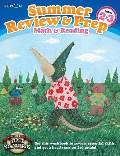 Summer Review & Prep: 2-3 (Kumon Summer Review & Prep) por Kumon Publishing