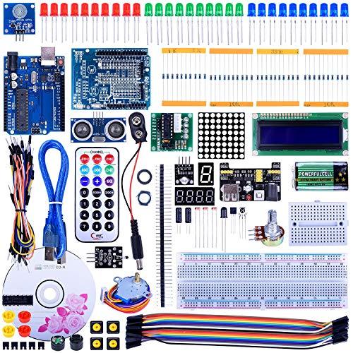 Quimat Kit Compatible con R3 Mega2560 para Principiantes - QK4