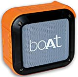 Best Bluetooth Speakers - boAt Stone 200 Portable Bluetooth Speakers (Orange) Review