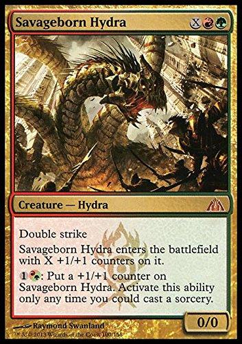 Magic: the Gathering - Savageborn Hydra - Dragon's Maze by Magic: the Gathering