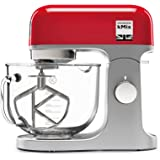 Kenwood kMix Stand Mixer for Baking, Stylish Kitchen Mixer with K-beater, Dough Hook and Whisk, 5 Litre Glass Bowl…