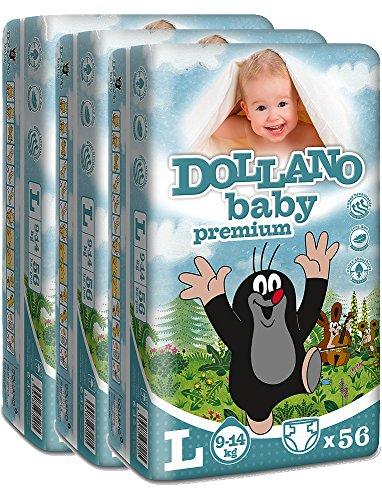 dollano-baby-nappies-premium-panales-para-bebes-premium-sin-latex-sin-cloro-tamano-l-9-14kg-paquete-