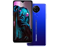 Mobile Phone,Blackview A80 4G Smartphone SIM Free Phones Unlocked,Android 10 Phone with 6.217 inches Waterdrop Screen,13MP Qu