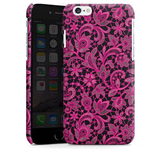 Apple iPhone 5 Housse étui coque protection Ornements Motif Motif Cas Premium brillant