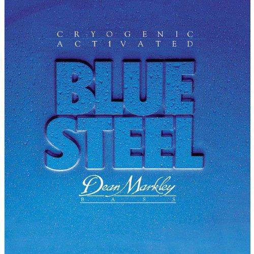 DEAN MARKLEY 2680 BLUE STEEL BASS MED 5   CUERDAS PARA GUITARRA ( 050    128)