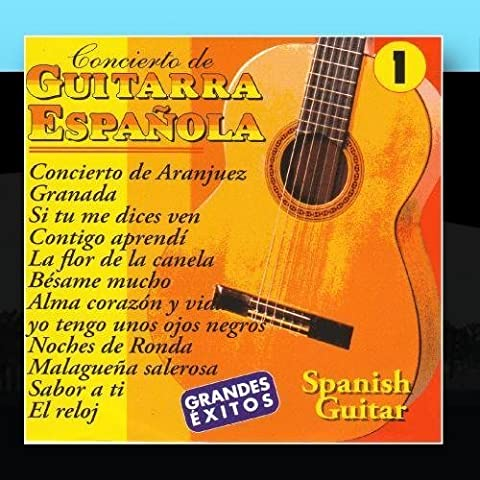 Spanish Guitar Concert by Guitarra Espa?la, Spanish Guitar (2011-02-16?