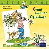 LESEMAUS, Band 77: Conni und der Osterhase: Mit buntem Conni-Fenstersticker