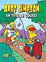 Bart Simpson, tome 14 : en tête de course par Groening