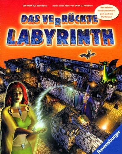 Preisvergleich Produktbild Das verrückte Labyrinth