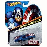 #2: Hot Wheel Marvel Char Car Assortment, Multi Color