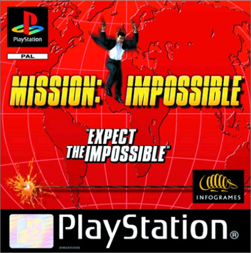 Infogrames Videogames Mission Impossible
