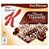 #9: Kellogg's Special K Biscuit Moments Double Choco, 125g