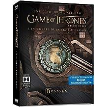 Game of Thrones (Le Trône de Fer) - Saison 6 - Edition limitée Steelbook - Blu-ray - HBO