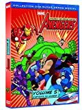 Avengers : l'équipe des super héros ! - Volume 5 - L'attente du combat