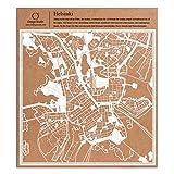 O3 DESIGN STUDIO Gelsenkirchen Scherenschnitt Karte, Weiß