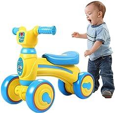 Kinder Laufrad Lauflernrad Kinderrad mit stabiles & sicheres Laufrad für Jungen und Mädchen ab 1-3 Jahre