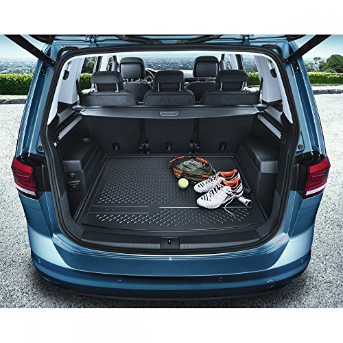 Volkswagen 5qa061161Kofferraum Tablett, schwarz