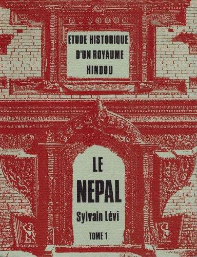 Le Népal: étude historique d'un royaume hindou, 2 volumes par Sylvain Lévi