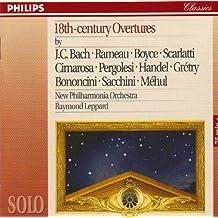 Ouvertures Du 18e-Bach Jc-Rame