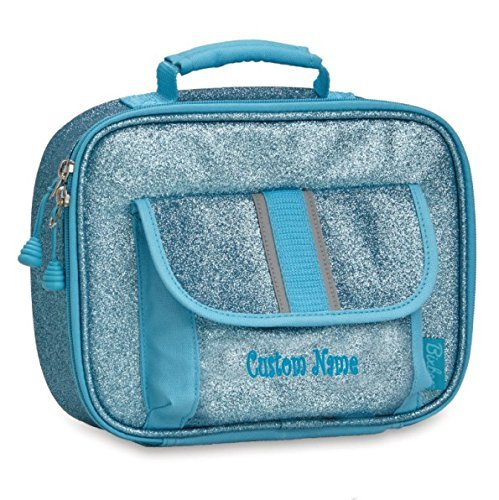 personalized-bixbee-sparkalicious-kids-insulated-lunchbox-turquoise-by-dibsies-personalization-stati