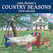 John Sloane's Country Seasons 2018 Calendar