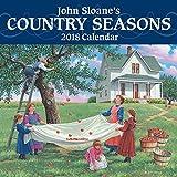 John Sloanes Country Seasons 2018 Calendar